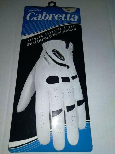 Men's Intech Cabretta Golf Glove - Left - XL