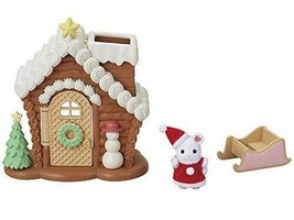 *Sylvanian Families baby Santa and candy of the house set - $33.77