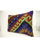 Kilim Pillows | 23x16 | Lumbar pillows | 1472 | Turkish pillows , throw ... - $63.00