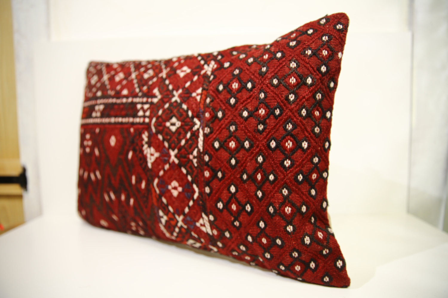 Kilim Pillows | 24x16 | Lumbar pillows | 1467 | Turkish pillows , throw pillows
