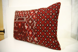 Kilim Pillows | 24x16 | Lumbar pillows | 1467 | Turkish pillows , throw ... - $63.00