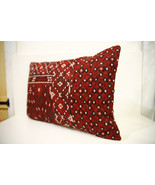 Kilim Pillows | 24x16 | Lumbar pillows | 1467 | Turkish pillows , throw ... - $63.00