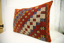 Kilim Pillows | 24x16 | Lumbar pillows | 1478 | Turkish pillows , throw ... - $56.00