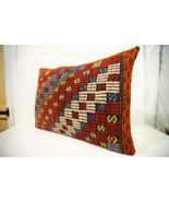 Kilim Pillows | 24x16 | Lumbar pillows | 1478 | Turkish pillows , throw ... - $56.00