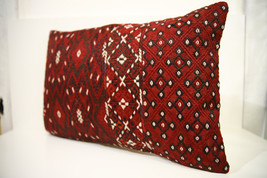 Kilim Pillows | 24x16 | Lumbar pillows | 1466 | Turkish pillows , throw ... - $63.00