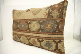 Kilim Pillows | 24x16 | Lumbar pillows | 1473 | Turkish pillows , throw ... - $63.00