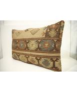 Kilim Pillows | 24x16 | Lumbar pillows | 1473 | Turkish pillows , throw ... - $63.00