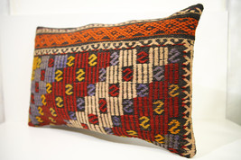 Kilim Pillows | 24x16 | Lumbar pillows | 1483 | Turkish pillows , throw ... - $56.00