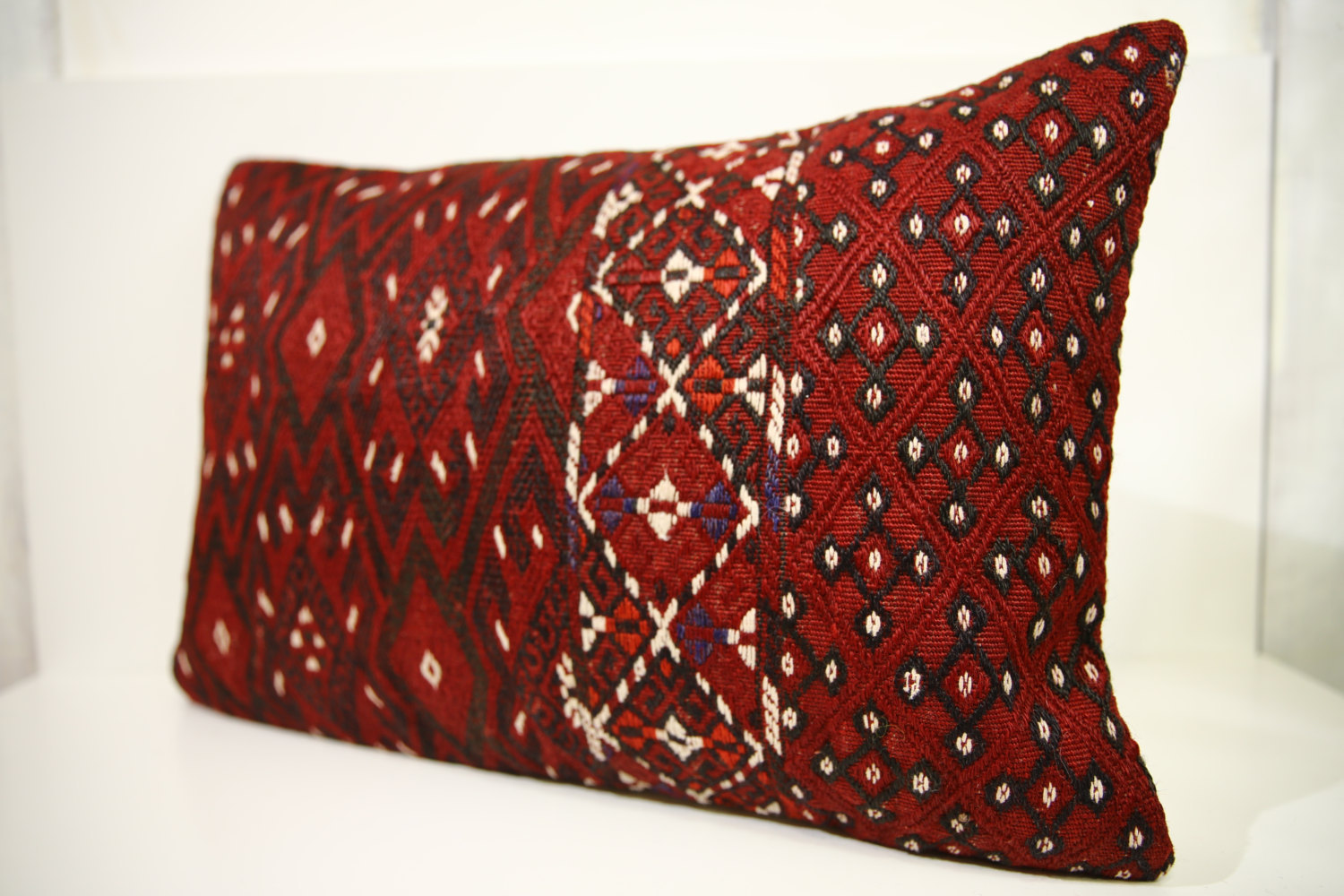 Kilim Pillows | 24x16 | Lumbar pillows | 1469 | Turkish pillows , throw pillows
