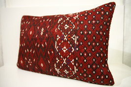 Kilim Pillows | 24x16 | Lumbar pillows | 1469 | Turkish pillows , throw ... - $63.00