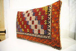 Kilim Pillows | 24x16 | Lumbar pillows | 1480 | Turkish pillows , throw ... - $56.00