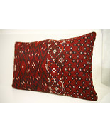 Kilim Pillows | 24x16 | Lumbar pillows | 1468 | Turkish pillows , throw ... - $63.00