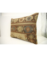 Kilim Pillows | 22x16 | Lumbar pillows | 1476 | Turkish pillows , throw ... - $63.00
