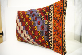 Kilim Pillows | 24x16 | Lumbar pillows | 1482 | Turkish pillows , throw ... - $56.00