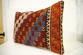 Kilim Pillows | 24x16 | Lumbar pillows | 1479 | Turkish pillows , throw ... - $56.00