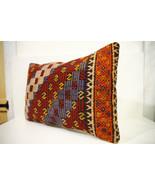 Kilim Pillows | 24x16 | Lumbar pillows | 1479 | Turkish pillows , throw ... - $56.00