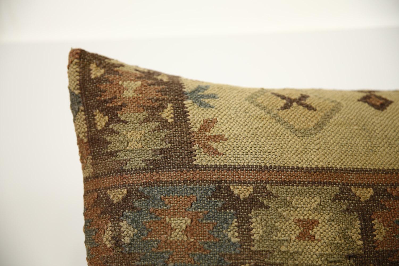 Kilim Pillows | 22x16 | Lumbar pillows | 1476 | Turkish pillows , throw pillows