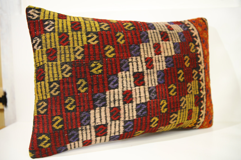 Kilim Pillows   24x16   Lumbar pillows   1481   Turkish pillows , throw pillows