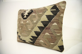 Kilim Pillows | 18x14 | Lumbar pillows | 1453 | Turkish pillows , throw ... - $49.00