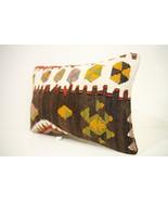 Kilim Pillows | 18x12 | Lumbar pillows | 1444 | Turkish pillows , throw ... - $49.00