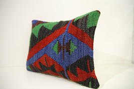 Kilim Pillows | 15x12 | Lumbar pillows | 1430 | Turkish pillows , throw ... - $49.00