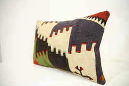 Kilim Pillows | 18x12 | Lumbar pillows | 1440 | Turkish pillows , throw ... - $49.00