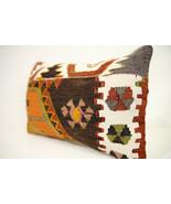 Kilim Pillows | 18x12 | Lumbar pillows | 1390 | Turkish pillows , throw ... - $49.00