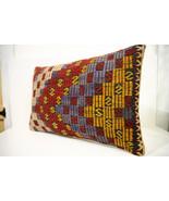 Kilim Pillows | 24x16 | Lumbar pillows | 1484 | Turkish pillows , throw ... - $56.00