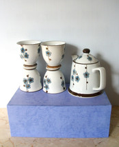 Vintage Coffee/Teaware Set Gift Idea Wedding Gift Gift for Her Gift For Him - $40.00