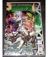 Comics - MARVEL - THE INCREDIBLE HULKS DARK SON - Part 6 of 6 - #617 - $8.00