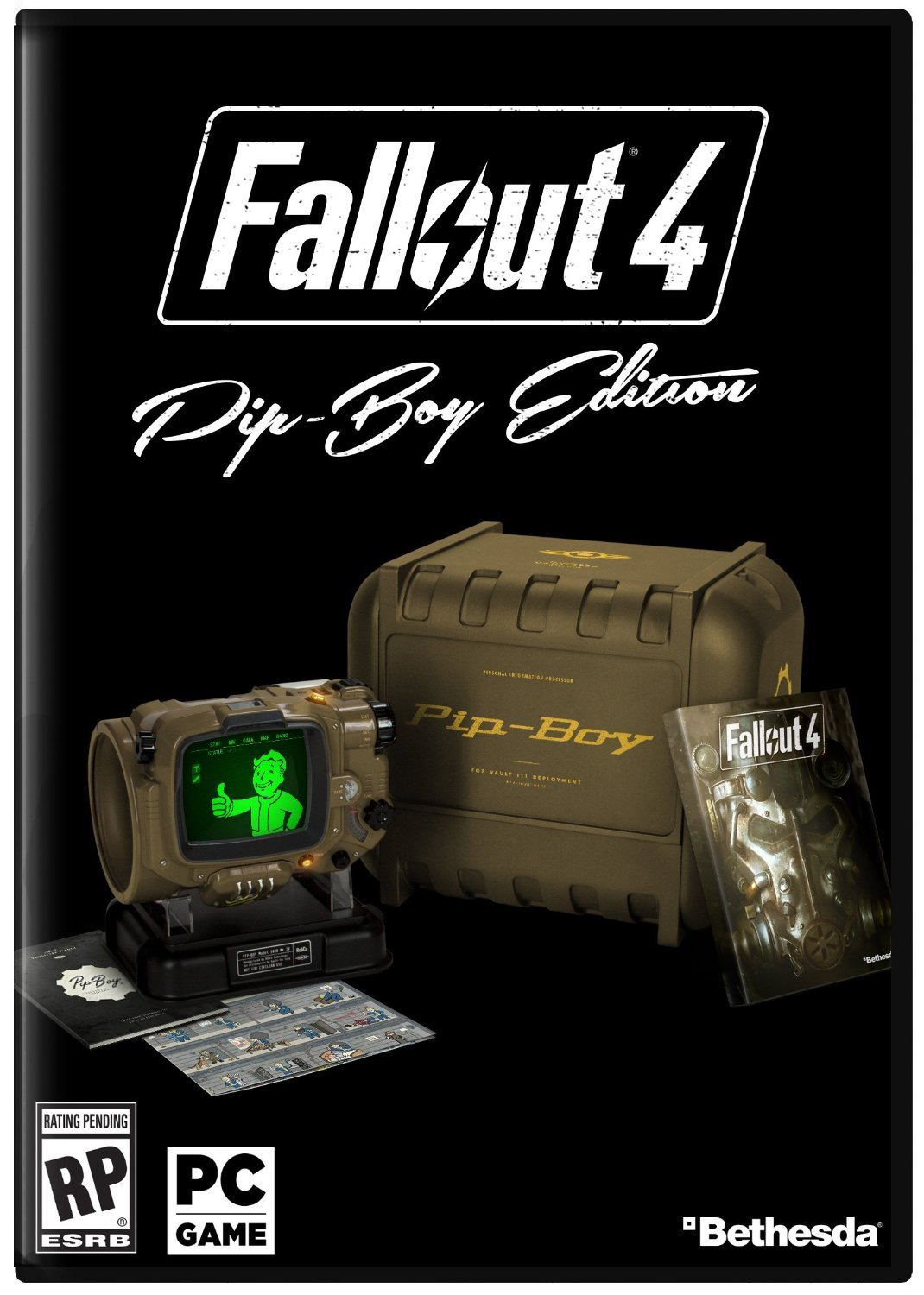 Fallout 4 Pip Boy Limited Edition For The Pc and 50 similar