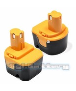 TWO BATTERIES For RYOBI 12V  Power Tool 1400652 1400652B 1400670 BATTERY X2 - $53.35