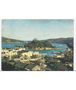 1983 - View of Pearl Island from Mt. Hiyori, Japan - Used  - $4.99