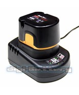 BATTERY + CHARGER COMBO  For RYOBI 12V Power Tool 2000mAh 1400652 1400652B - $57.31