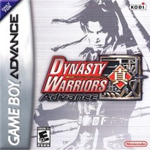 Dynasty Warriors Advance [Game Boy Advance] Artist Not Provided - $7.79