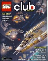 LEGO CLUB MAGAZINE NOVEMBER-DECEMBER 2009 (LEGO Club Magazine) [Unknown ... - $2.93