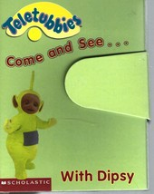 Come and See With Dipsy: Dipsy's Book of Green (Teletubbies) Library Binding-1st - $17.99