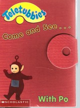 Come and See With Po: Po's Book of Red (Teletubbies) Library Binding;1st ed.1999 - $17.99