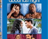 ABOUT LAST NIGHT BLU-RAY - SINGLE DISC EDITION (2014) - NEW UNOPENED