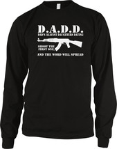 DADD Dad's Against Daughters Dating Shoot the First One  Boy Beater Tank... - $12.50
