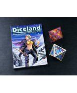 Diceland: Deep White Sea - Paper Dice Game from... - $15.00