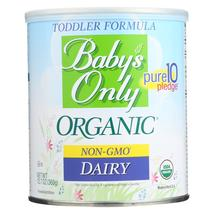 Baby's Only Organic Dairy Iron Fortified Toddler Formula - Case Of 6 - 1... - $112.00