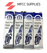 OEM Genuine Mopar Chrysler Dodge Jeep Spark Plug Plugs Set of 4 68303913AA - $13.85