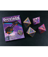 Diceland: SPACE Terrans vs. Urluquai - Paper Dice Game from Cheapass Games - $15.00