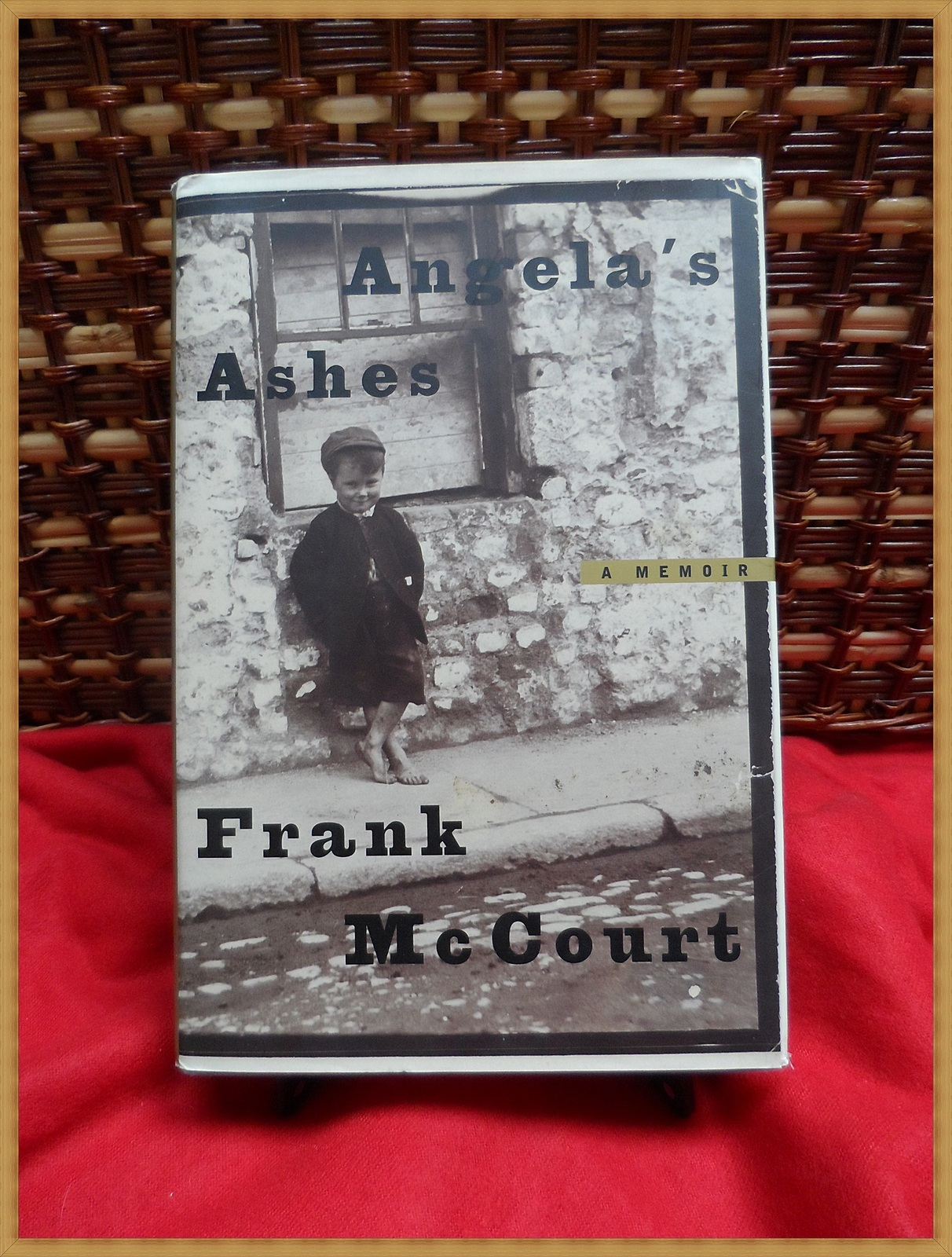 angela s ashes Angela's ashes frank mccourt mccourt's style of writing symbolism themes similar pieces/connections tone and mood historical time period author's style of writing.