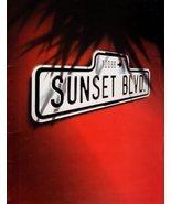 Playbill - Sunset Blvd - Programme (Show Souvenir Broshure) - $6.00