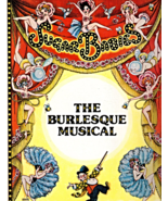 Sugar Babies The Burlesque Musical (Souvenir Program Book) - $5.50