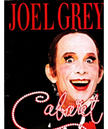 Cabaret Staring Joel Grey Souvenir Program- Westbury Music Fair-1989 - $7.95