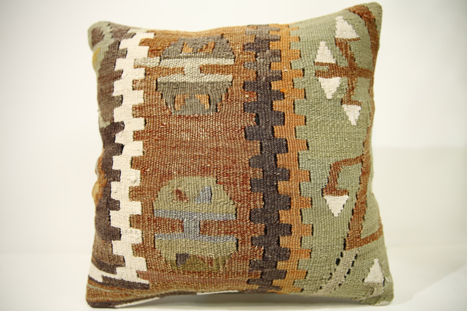 Kilim Pillows | 14x14 | Kelim pillows | 1409 | Turkish pillows , Kilim cushion