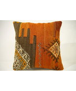 Kilim Pillows | 14x14 | Kelim pillows | 1412 | Turkish pillows , Kilim c... - $35.00